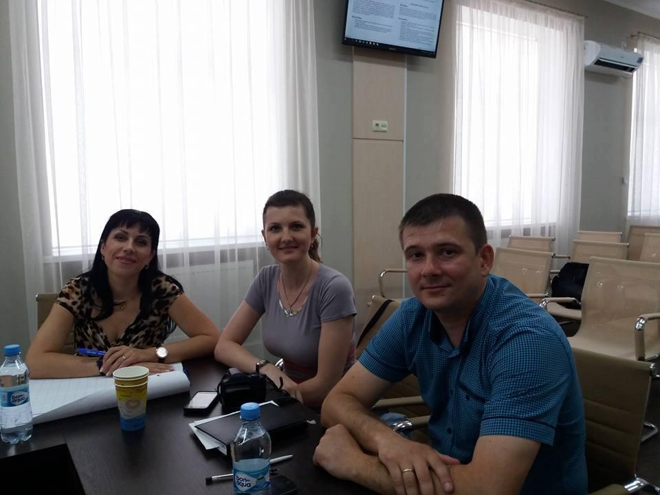 Мелитопольцы помогают корректировать реформу МВД
