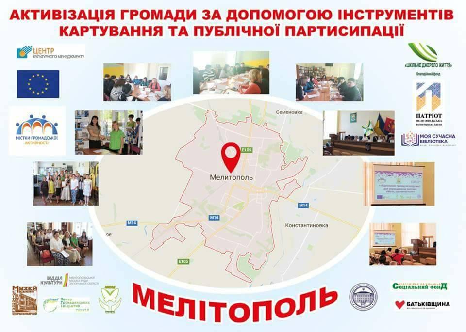 Презентация Мелитопольского проекта в Харькове.