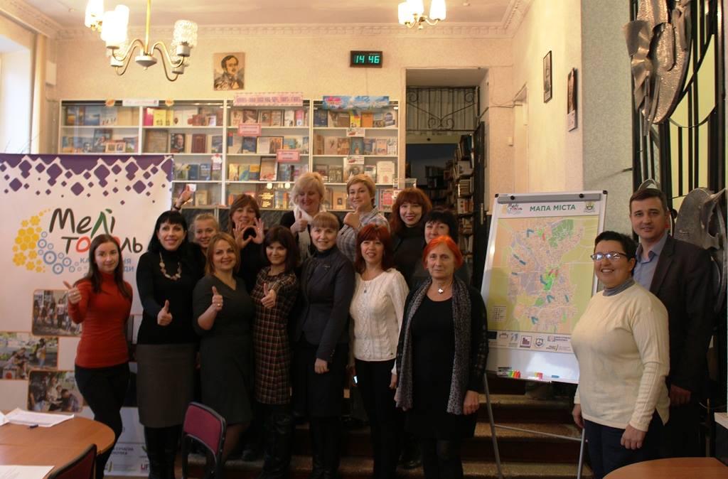Состоялись заседания фокус-групп по картированию громады