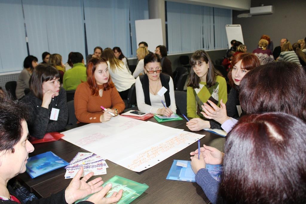 Участники проекта по картированию, продолжают изучать потребности общества