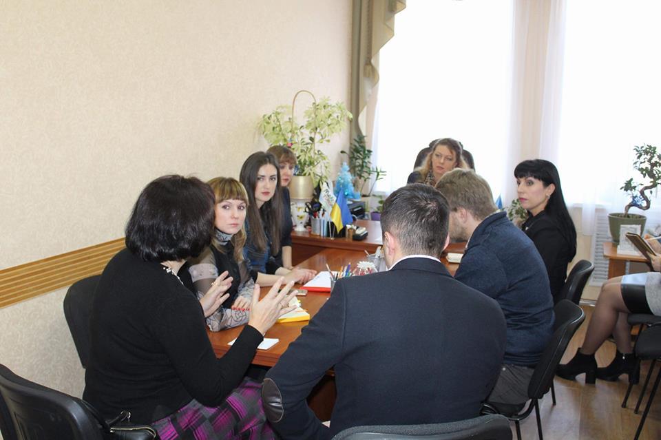 Відбулось обговорення соціального проекту «Картування громад»