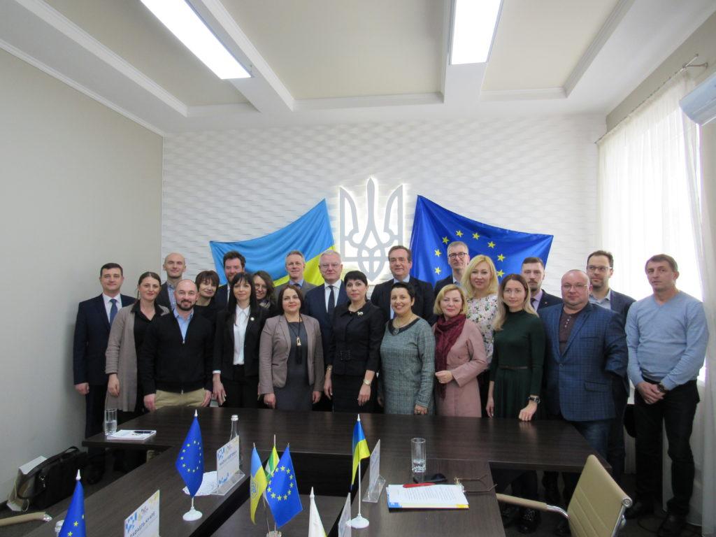 Члены «Патриота» встретились с представителями Еврокомиссии